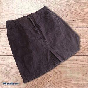 4/$20 Bill Blass size 16 55% linen skirt